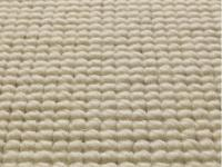 Jacaranda  Natural Weave Square Ivory